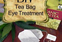Puffy Eyes / Dark Circle Reducer DIY