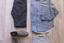 Outfits - Monochromatic