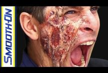 Skin FX / Lifecasting / Explore the world of Special Effects makeup and just how some of your favorite superstars turn into your favorite rolls using mind-blowing materials.