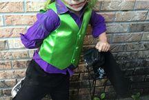 Kai and maleana Halloween costumes