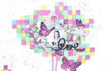 Valerie Inspiration / Made by DT and Artist Valerie Ouellet