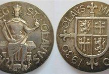 Medaljer / Historiske medaljer