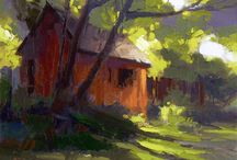 Virtual Art Academy Student - paintings I like / Paintings that inspire me.