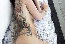 Sexy Woman Tattoos