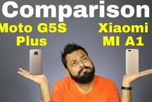 videos Xiaomi MI A1 Vs Moto G5S Plus Comparison - Specifications & Opinion https://youtu.be/hFLTvxnnd_8