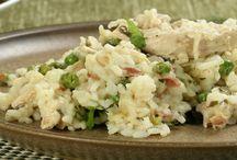 Rice Recipes / by Debbie Walton