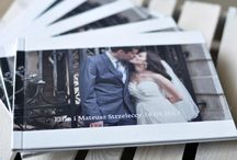 Fotoksiążki ślubne Printu / Printu wedding photo books