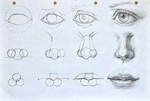 Художественные зарисовки