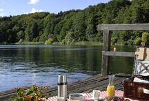 Wasser / Die seenreiche Region des Herzogtums Lauenburg lädt mit über 40 Seen zu Aktivität und Entspannung ein.