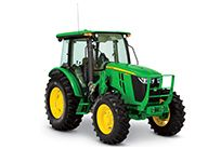 new wheeled tractor