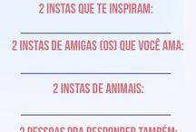 Templates Instagram / Blog Cor de Rosa / Pegue templates para Instagram e se divirta com seus amigos ...veja mais em http://instagram.com/gabirgouveia  #templatesinstagram #templates #templatesharrypotter #templatesmaquiagem #templatesgossipgirl