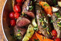 Food-Main Dishes-Beef & Pork