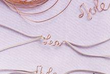 drótból karkötők,nyakláncok,gyűrűk