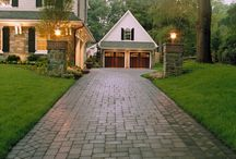Dynamite Driveways / A Collection of Driveways that We Love. / by Dreamscape: Yard Product