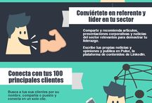 Linked in / Tips para estar y mejorar tu presencia en linked in