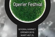 Open'er 2015 / Festiwal Open'er 2015