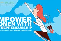Empower Women with Entrepreneurship / The Butterfly Project is an effort to inspire and empower women and ensure equal Social Acceptance, Education and Government benefits to them. Educating and empowering women have been instrumental in an economy's and societal development.