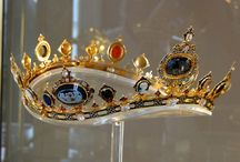 tiara, crown, diadem, chapel