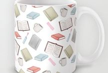 Coffee Shop - Coffee Mugs / by {living outside the stacks}