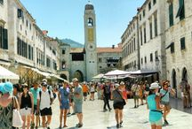 Excursions: Dubrovnik Old City, Croatia 08-07-2016