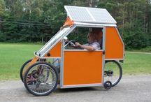 solarne vozidla