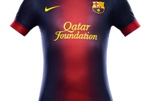 Barcelona Jerseys & Fan Gear 2012/13 / by soccerloco