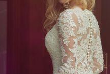 Tattoo weddingdresses / All handmade with love