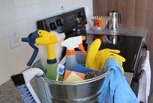 Cleaning / by Maribeth McKinney