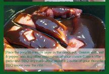 Crock pot meals / by Jessie Orand