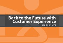 #GuruChats Highlights / Find all the #GuruChats highlights about different exciting topics on branding, business, SEO, millennials, design thinking and a lot more!