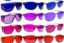 Adore Your Shades! / Rock in those sunglasses! Some super cute and way out there styles!