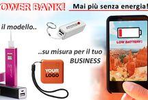 Power Bank / Power banks caricatori per cellulare, mp3, smatphone, tablet