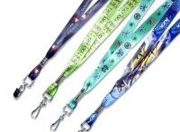 Eco Friendly Lanyards / Eco Friendly Lanyards are a great alternative to traditional nylon lanyards. Our lanyards are completely customizable. For more information on how we can create a custom eco friendly lanyard for your business, fill out a Request A Quote form and one of our knowledgeable representatives will be glad to assist you.