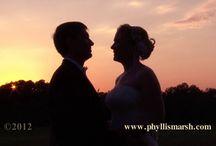 Brittland Estates Wedding/Eastern Shore Wedding / A wedding at one of the venues at Brittland Estates. http://www.phyllismarshvideo.com/