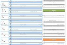 Printable Journal / Planner