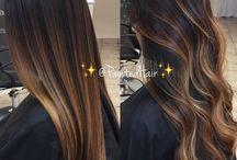 vlasy zesvětlení