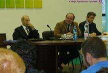 """Gazoldo degli Ippoliti (MN). Convegno del Collegio provinciale Agrotecnici / """"Agroalimentare e Agroenergie: quale futuro per le imprese?""""  3 Dicembre 2011"""