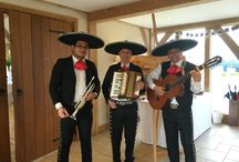 Wedding Entertainment at Bassmead Manor Barns / Different wedding entertainments