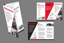 YJD Leaflet and Promotional Design / We help companies create interesting marketing so that they can tell their story to clients and promote their business. Make your marketing stand out! www.yellowjerseydesign.com 0207 183 0364