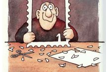 Pol Leurs 1947, cartoonist