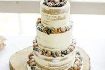 Esküvői torták - inspiráció