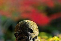 escultura ceramica BUDAS