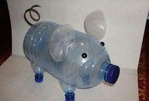 Brinquedo de Reciclados