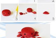 Animales escultura / Instrucciones modelar animales