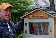 little free library ideas / by Dari Rowen