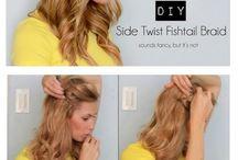 HairStyle / Hair tutorial