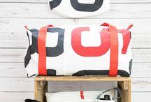 Upcycled Original Insignia Sailcloth Collection