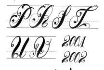 krasopis a kaligrafie