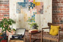 Quilts 2 / patchwork and quiltwork in various styles and technics; patterns, tips, many inspirations