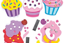 Cupcake Crafts / by Baker Ross